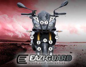 Eazi-Guard Stone Chip Paint Protection Film for Aprilia Tuono V4 R 2011 - 2014