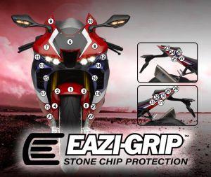 Eazi-Guard Paint Protection Film for Honda CBR1000RR-R 2020, gloss or matte