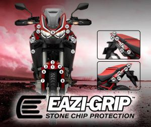 Eazi-Guard Paint Protection Film for Honda Africa Twin 2020, gloss or matte