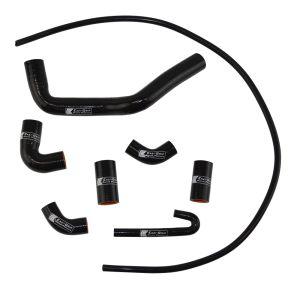 Eazi-Grip Silicone Hose Kit for Ducati Panigale V4, black
