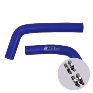Eazi-Grip Silicone Hose and Clip Kit for Yamaha YZF-R3, blue