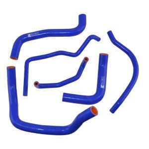 Eazi-Grip Silicone Hose Kit for Suzuki GSX-R600/750 2011, blue