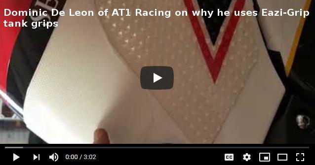 Dominic De Leon talks Eazi-Grip