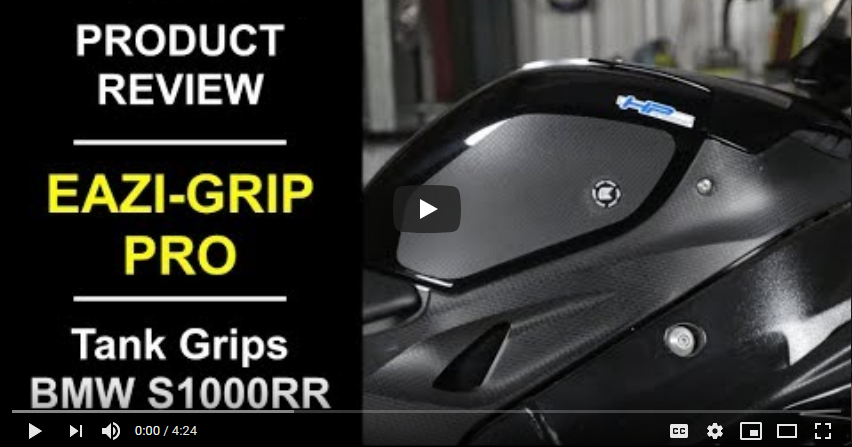 Eazi-Grip for BMW S1000RR Review